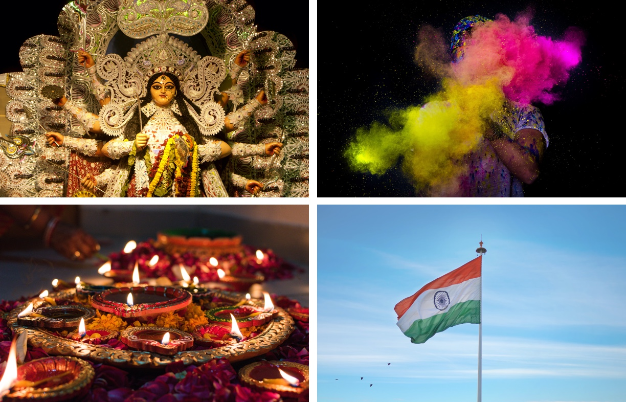 Indian festivals | Study in the USA