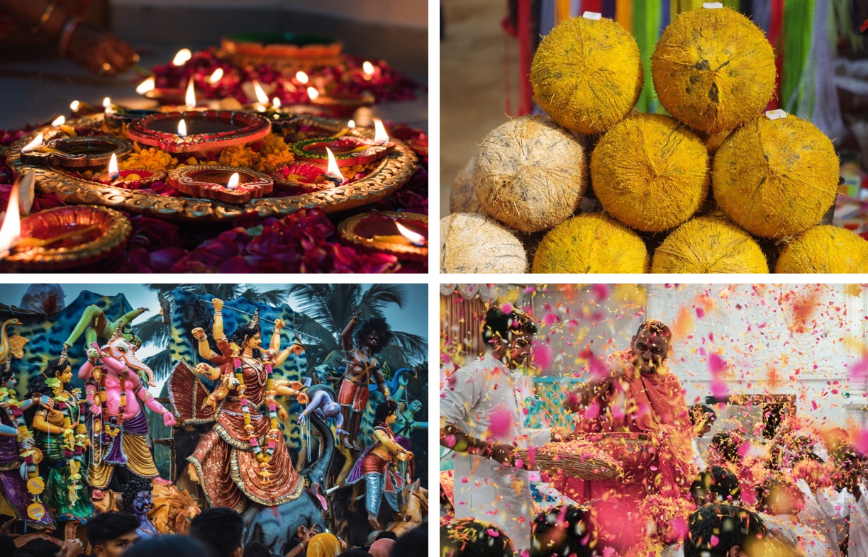 Celebrate Indian festivals in Australia