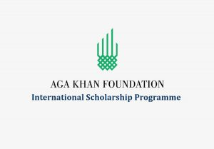 Aga Khan Foundation International Scholarship logo