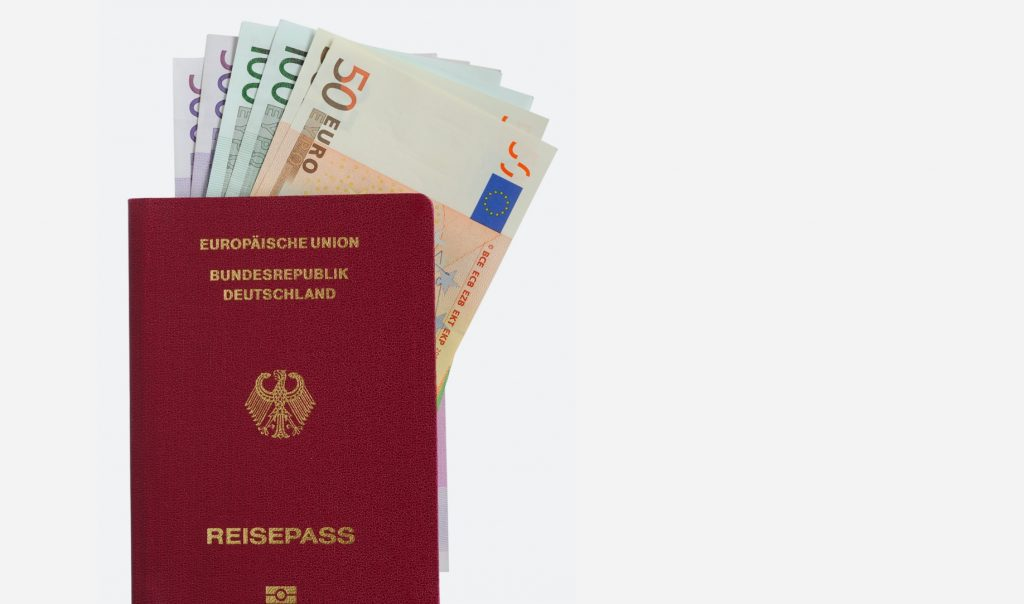 Cost of visa in Germany for international students